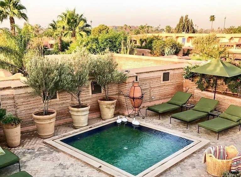 Le plus grand rooftop de Marrakech